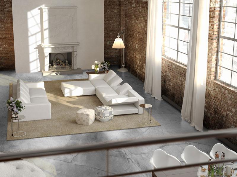 design betonvloer